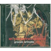 CD Groove Armada - My Superstylin Frieds (The Greatest Hits)