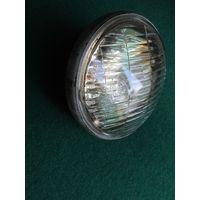 """Фара-лампа 4 1/2"""" USA, для Харлеев, Виллисов и прочих мотоциклов, автомобилей и самолётов американского производства"""