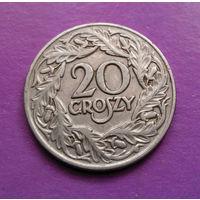 20 грошей 1923 Польша #04