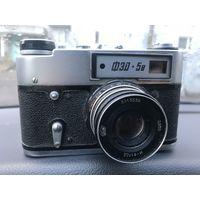 """Фотоаппарат """"ФЭД- 5В""""+ вспышка в подарок"""