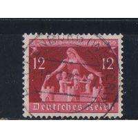 Германия Рейх 1936 VI конгресс местных органов власти в Берлине и Мюнхене #619