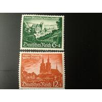 Германия Рейх 1940 замки полная серия