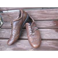 Туфли спортивные Tommy Hilfiger, р.37 Натуральная кожа