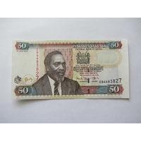 Кения, 50 шиллингов, 2010