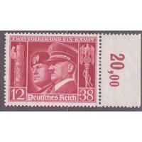 Гитлер и Муссолини. Немецко-Итальянское братство по оружию. Серия.  763. 1941**\\11