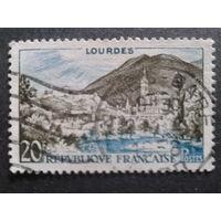 Франция 1958 базилика