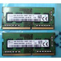 Оперативная память Hynix 4GB DDR4 SO-DIMM