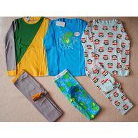 Пижама корейской фирмы Vaenait размер 4-5 лет