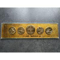 Набор памятных монет-знаков