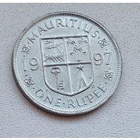 Маврикий 1 рупия, 1997 6-12-17