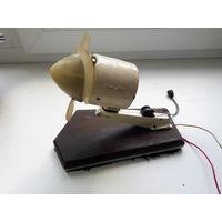 Вентилятор салона на ГАЗ-21 Калуга 12в