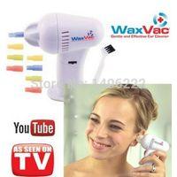 Беспроводная система  WAXVAC очистки ушей от ушной серы. распродажа