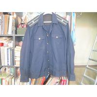 Китель-куртка майора морской авиации. 1979 г. Размер 54/3.