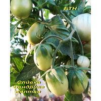 Семена томата Сливка Бендрика ( желтая)
