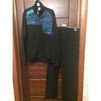 Фирменный спортивный мужской костюм 48 размера. ASA, фабричный. Качественная фурнитура. Покупала в Болгарии в спортивном магазине. Прогадала с размером. Реальный размер 48. Носятся эти костюмы отлично
