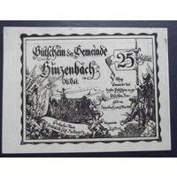 Нотгельд. 25 геллеров #21