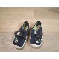 Детская обувь Befado, размер 29, тапочки на липучках.