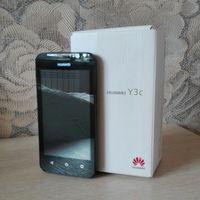 Телефон Huawei Y3c на запчасти