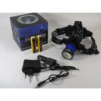 Налобный фонарь Огонь H-T577-T6, H-T597-T6 COB