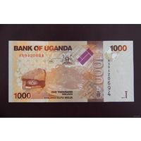 Уганда 1000 шиллингов 2010 UNC