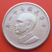 1 доллар 1982 ТАЙВАНЬ