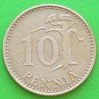 10 пенни 1979 ФИНЛЯНДИЯ