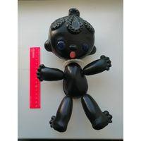 Кукла СССР Негритёнок