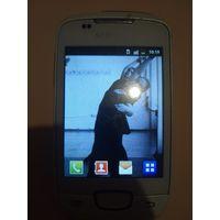Мобильный телефон б.у. Samsung S5570i
