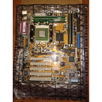 Комплект S-423 Asus P4T-F + 4xRIMM + 1.4Ghz CPU