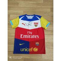 Эксклюзивная футболка с автографом Александра Глеба, идеально на подарок футбольному фанату!