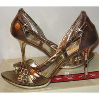 Туфли Босоножки 37,5 - 38 из Честера, made in Италия. Обалденные. НОВЫЕ