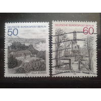 Берлин 1982 Виды Берлина Михель-2,0 евро гаш.