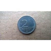 Венгрия 2 форинта, 1993г.  (Б-3)