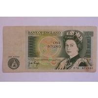 Великобритания, 1 фунт 1978 год.