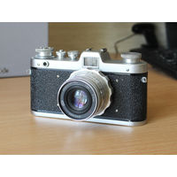 Фотоаппарат Заря, 1959 г.