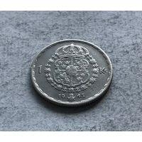 Швеция 1 крона 1943