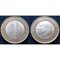 W: Турция 1 лира 2014 (1088)