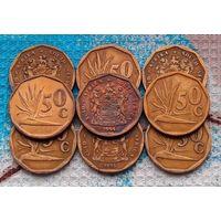 ЮАР 50 центов (1).