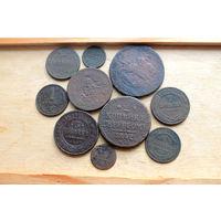 10 медных монеток 7