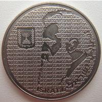 Израиль 10 шекелей 1984 г. Теодор Герцель (g)