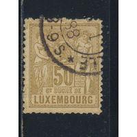 Люксембург 1882 Вып Сельское хозяйство и торговля #54В