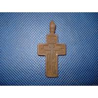 Нательный крестик.(2)