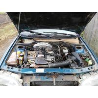 Двигатель на Ford escort