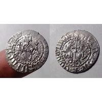 Киликийская Армения, Левон I, 1198-1219 годы, драм, 23 мм.