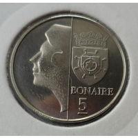 Остров Бонэйр 5 центов 2011 (Заморская территория Нидерландов)