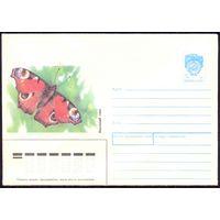 СССР 1990 бабочка фауна