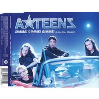 "A*Teens ""Gimme! Gimme! Gimme! (A Man After Midnight)"" Single"