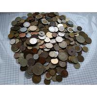 Монеты разные...распродажа с 1-го рубля.