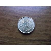 Кипр 1 цент 1996