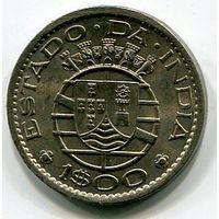 ПОРТУГАЛЬСКАЯ ИНДИЯ - ЭСКУДО 1959
